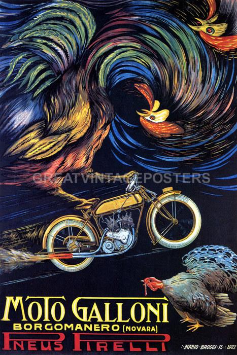 Italian motorcycles essay