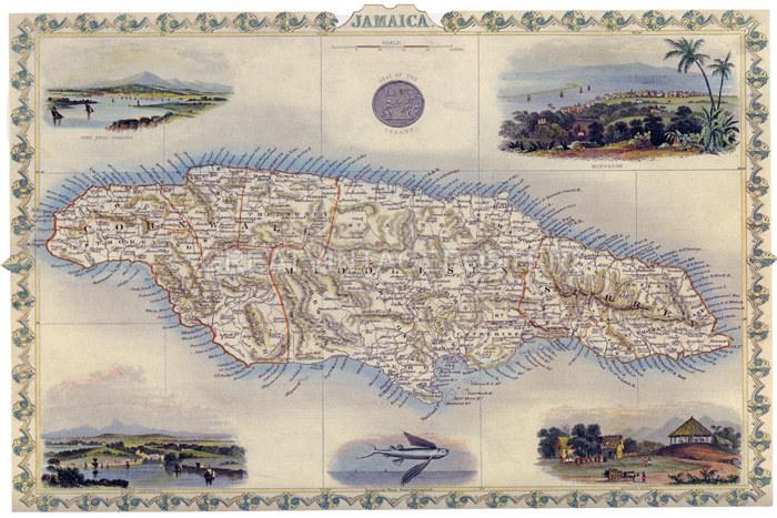 1800/'S MAP GREECE TEMPLE JUPITER OLYMPUS GREEK MYTHOLOGY REPRO POSTER